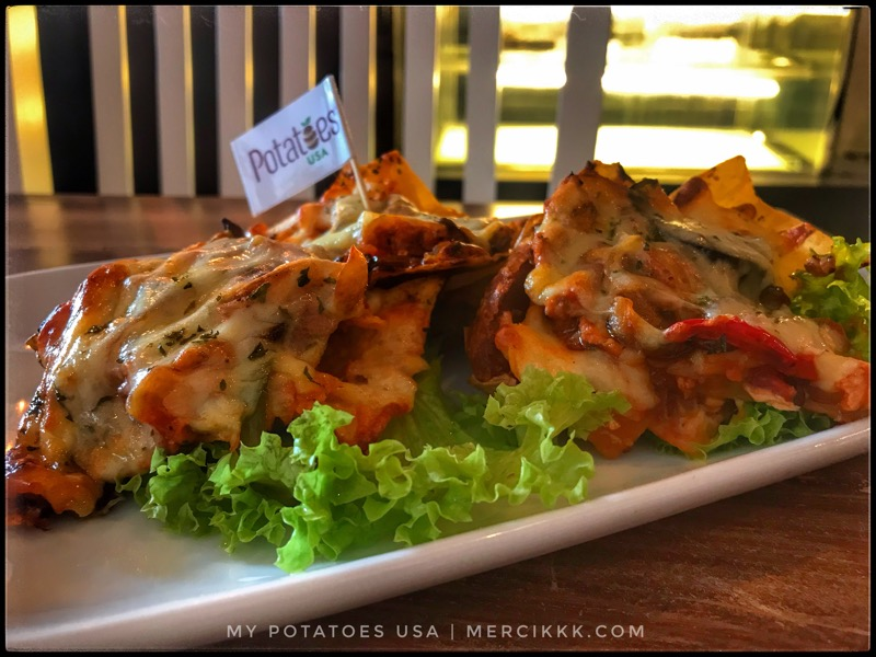US FRIES FIESTA 2019 – BARRY'S CAFE