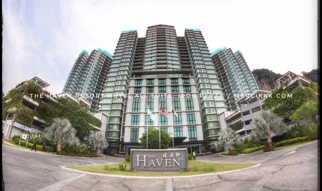 Kenangan Terindah The Haven All Suites Resort