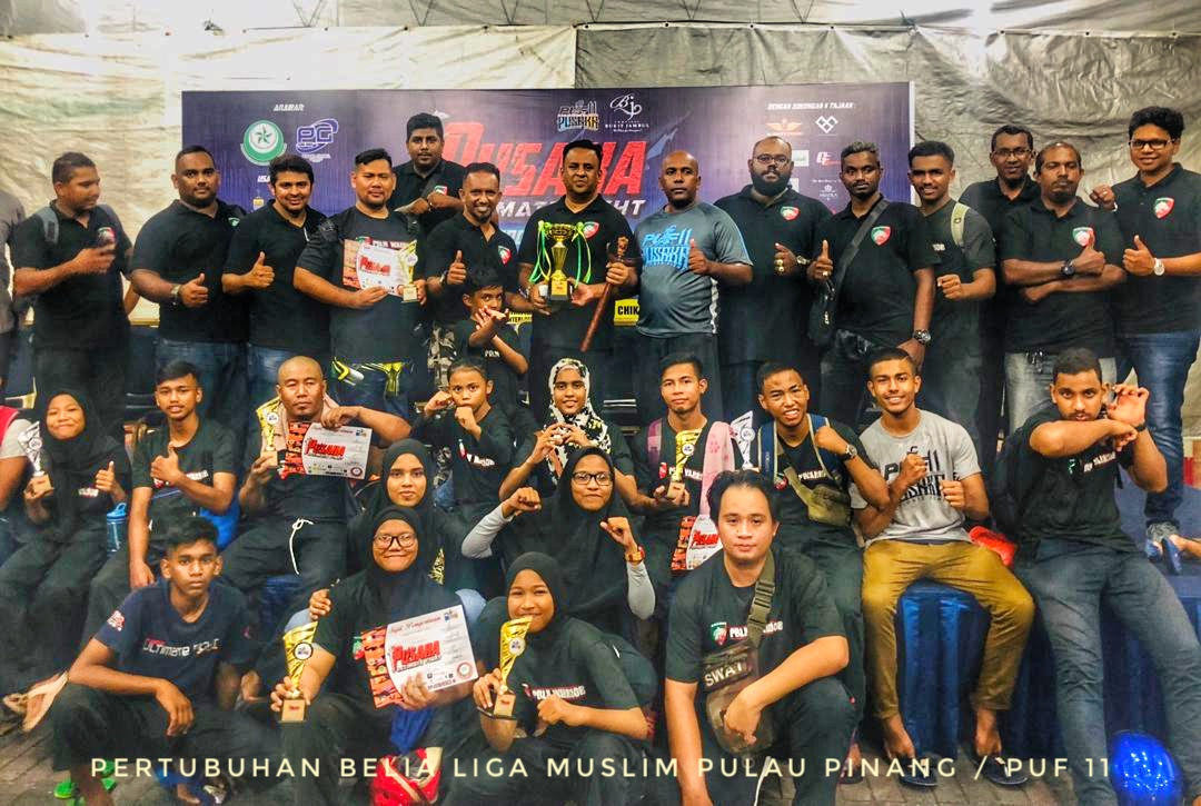 PBLM terus unggul Pusaka Ultimate Fight (PUF) 11 2018